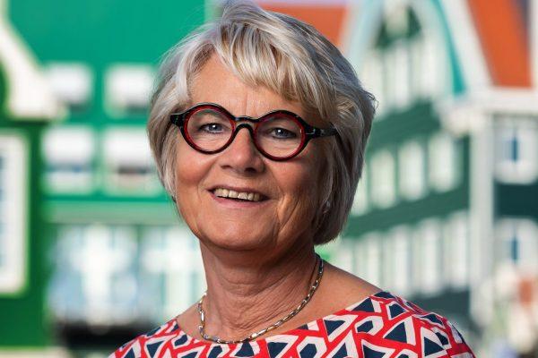 wethouder Rita Noordzij