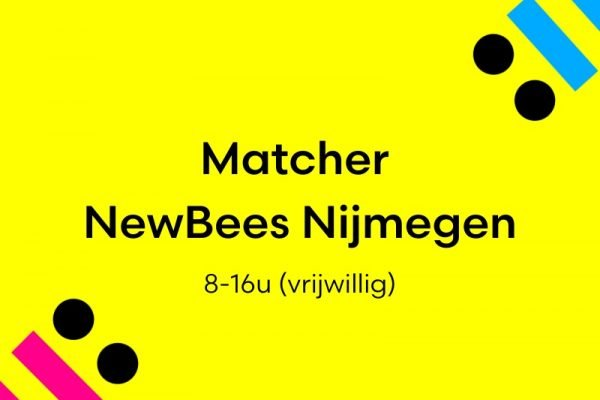 Matcher -Nijmegen-Vrijwilliger